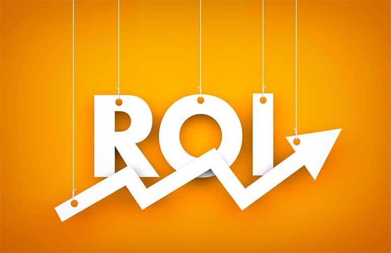 التسويق الالكتروني والعائد منها Roi