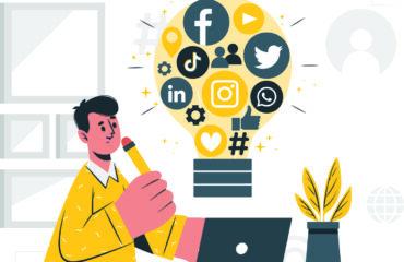 ادارة مواقع التواصل الاجتماعي للشركات