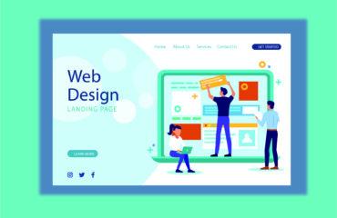 شركات تصميم مواقع الانترنت