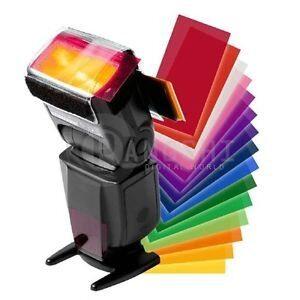 شرائح الجيل الشفافة لتغيير لون الإضاءة